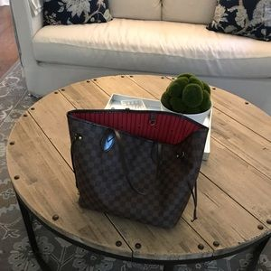 Louis Vuitton Neverfull from NYC store